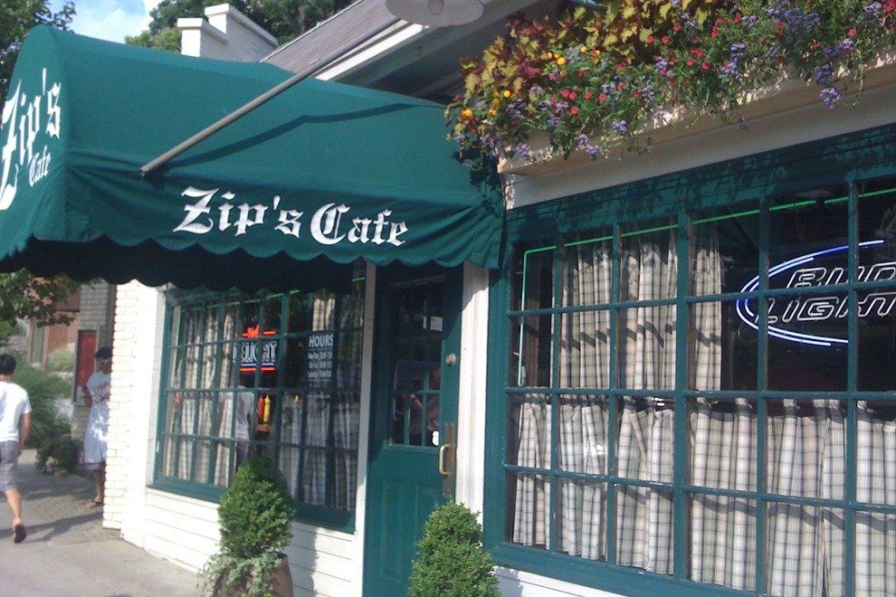 Zip's Cafe, Delta Ave.