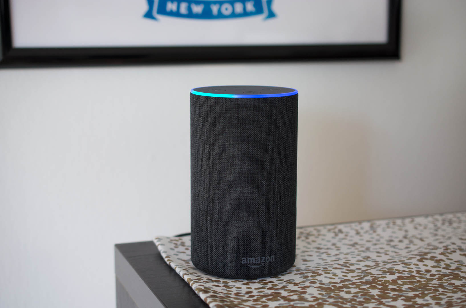 Amazon's Alexa, virtual assistant