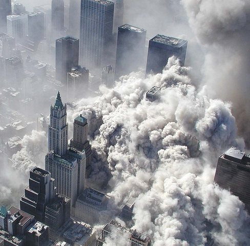 September 11th Attacks by VisualHunt