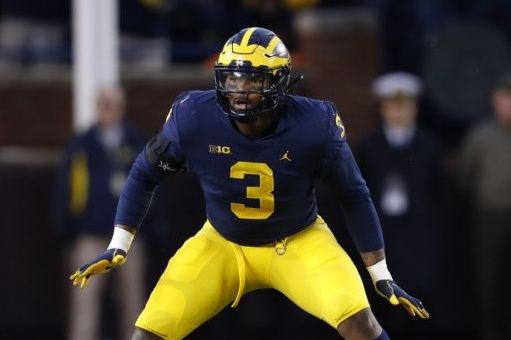 Gary playing for Michigan by sports.yahoo.com