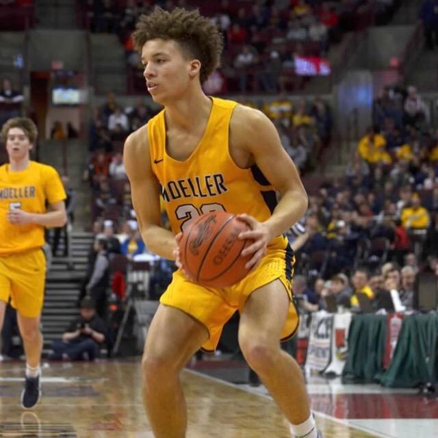 Maxwell Land at State Semi-Final by Cincinnati Enquirer