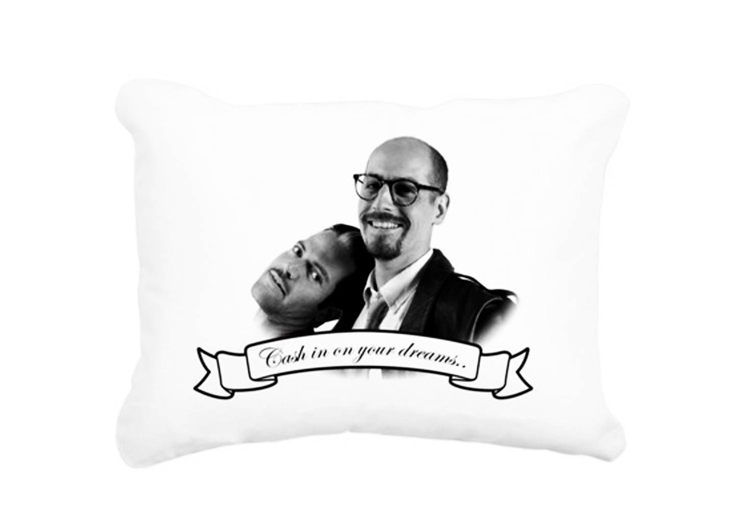 Canvas Pillow - £15.50