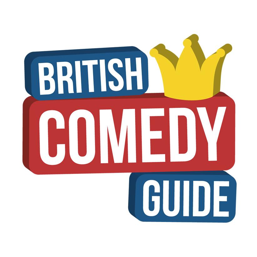 British Comedy Guide Logo