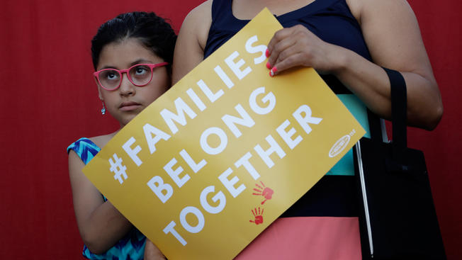 U.S. Bishops' Migration Chair: Keep families together. - READ the statement from the U.S. Bishops HERE.