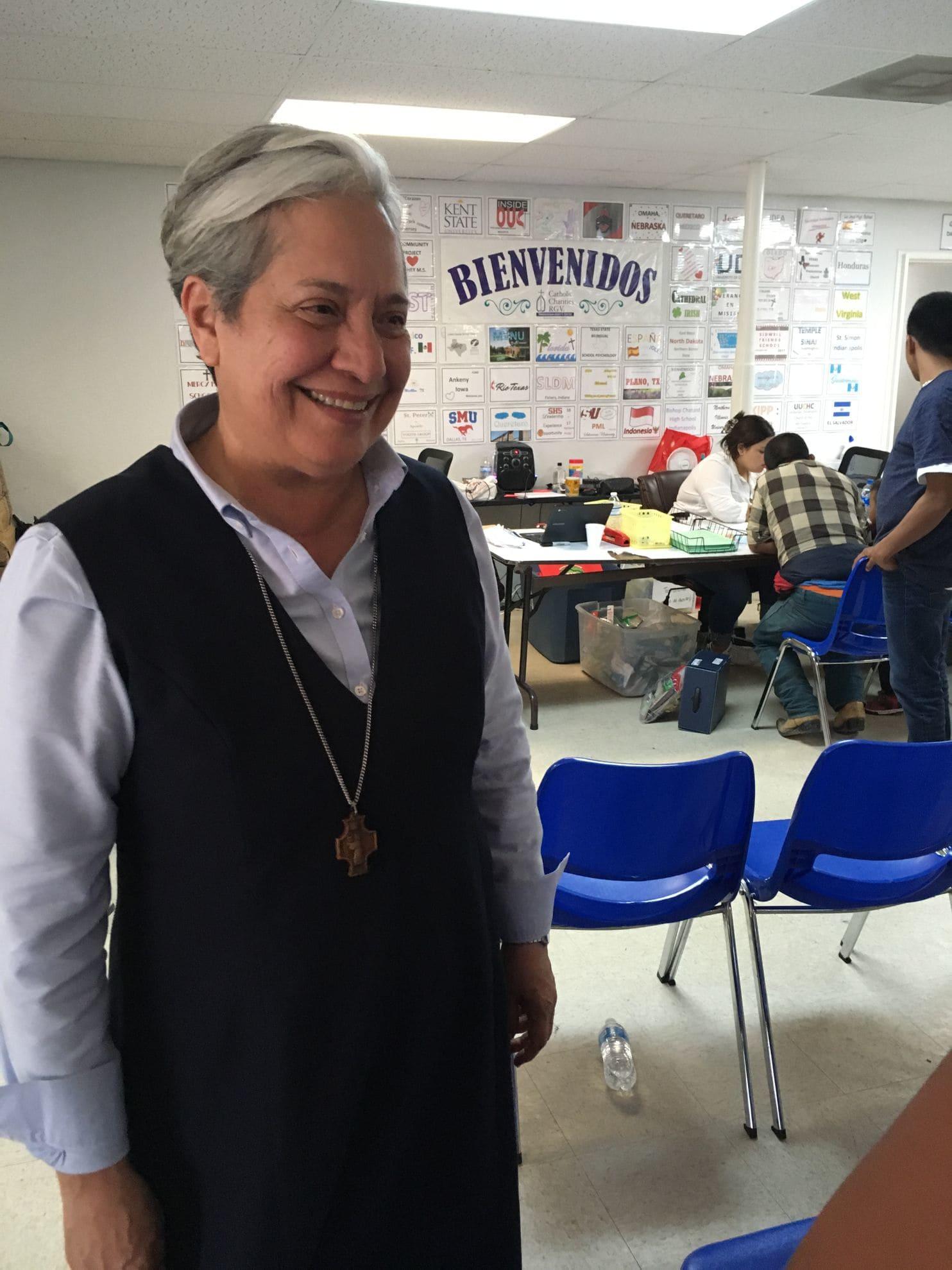 Sister Norma Pimentel -