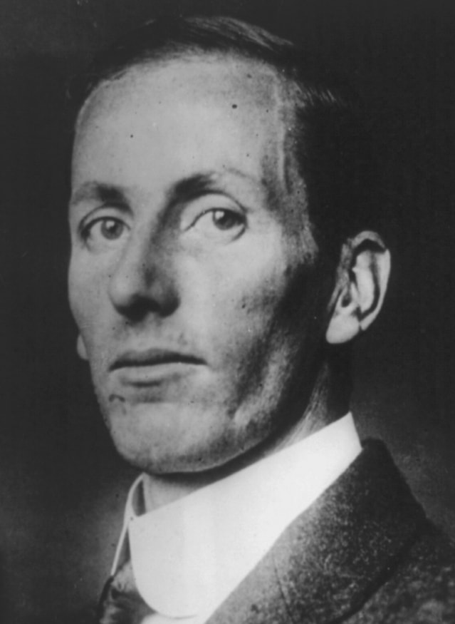 Ben Salmon - conscientiously objected to World War 1 and all war in opposition to the majority of US citizens, the US Government, and his own Roman Catholic Church. Ben's conscience earned him lengthy imprisonment, solitary confinement and broken health. One hundred years ago, he wrote extensively on Christ's command: