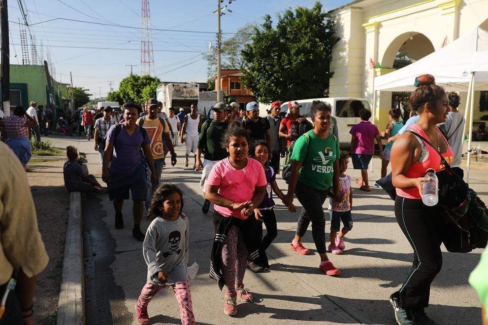 Migrant 'Caravan' - America and Crux report on Catholic leaders' concerns about migrants seeking asylum. Click on the two high-lighted entries to read the complete stories.