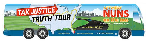 Nuns on the Bus 2018 - CLICK HERE for the latest report.