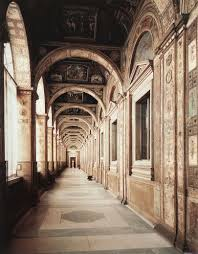 Blog: Whispers in the Loggia