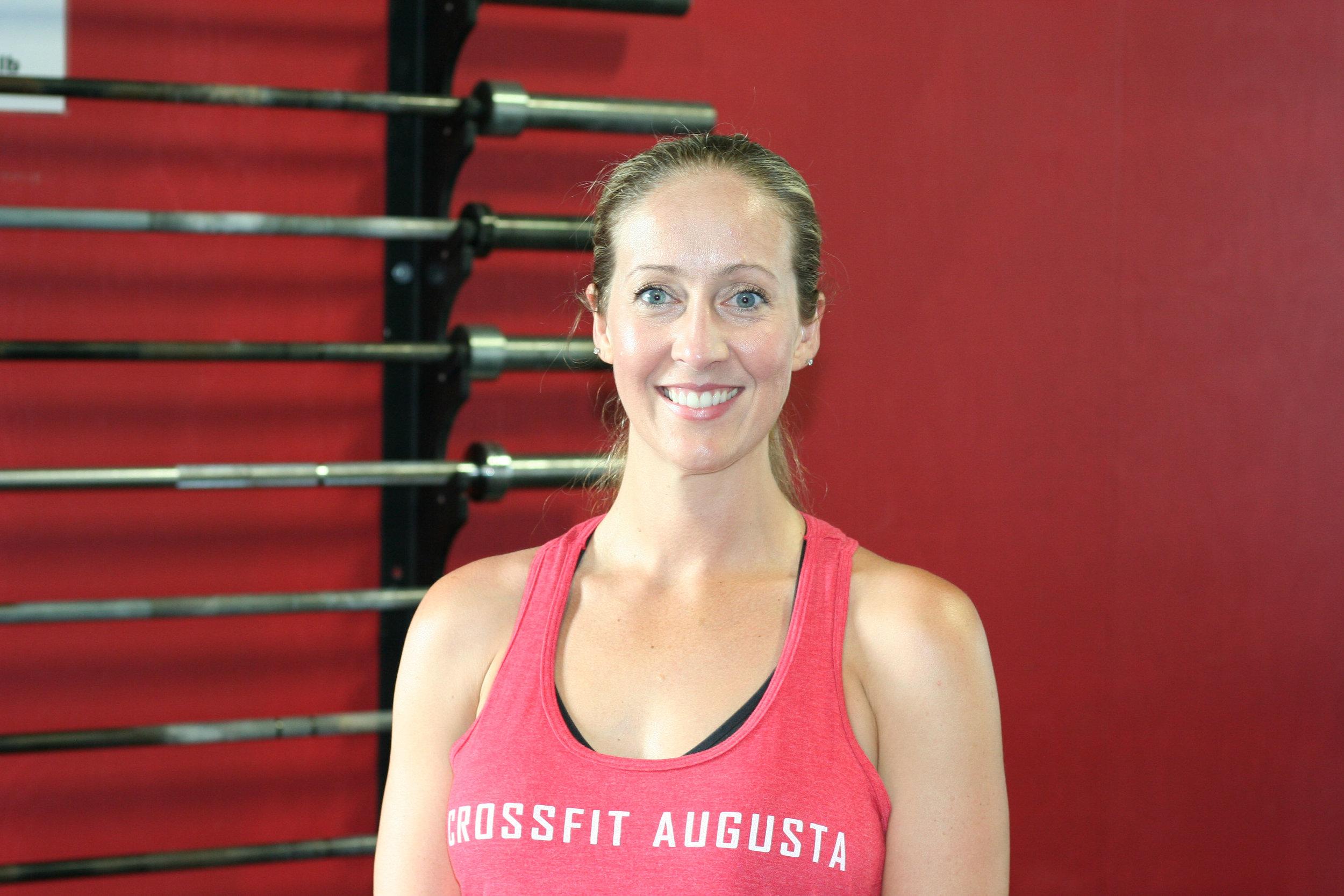 Christina Calderon - Group Classes