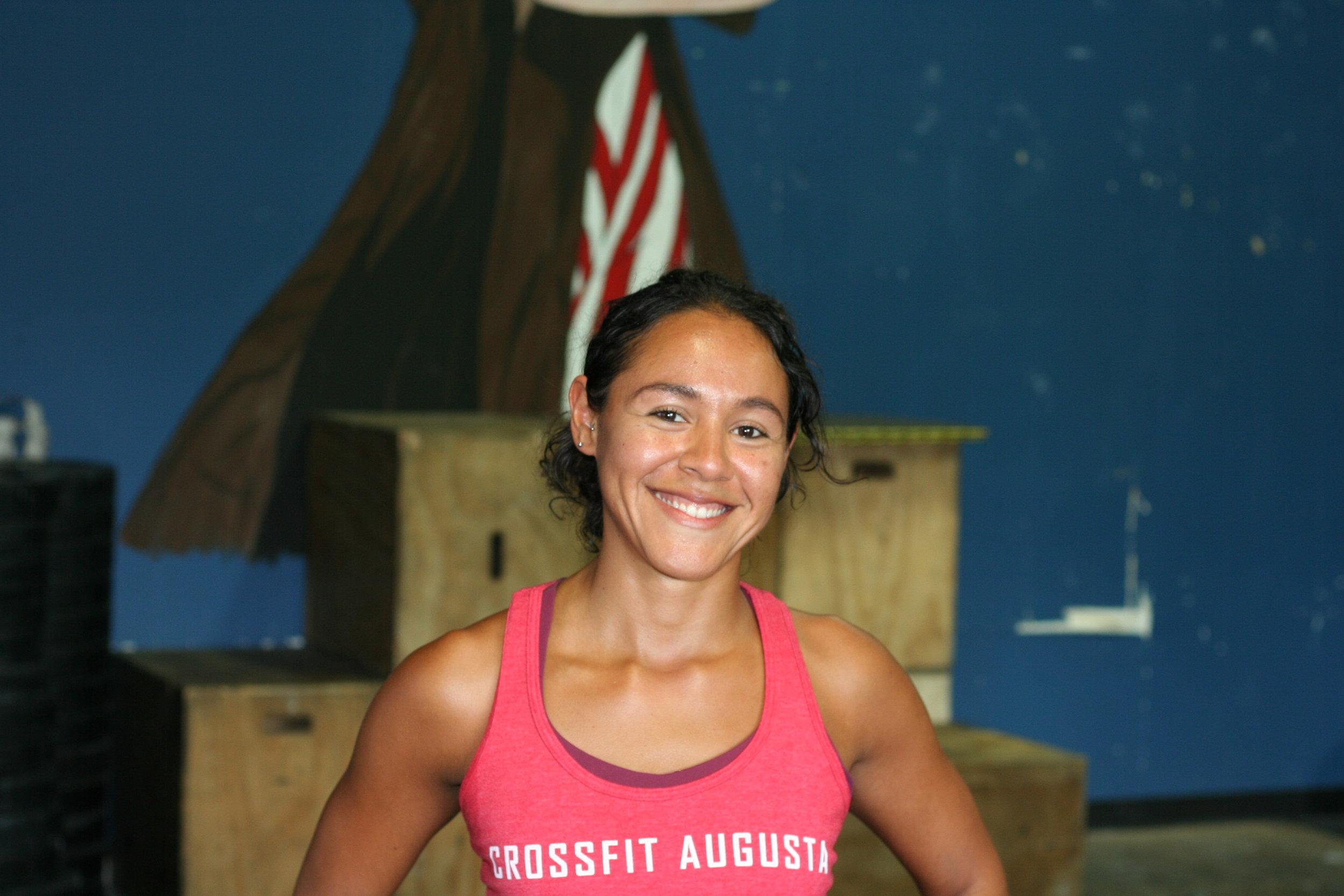 Ana Guataipu - Group Classes