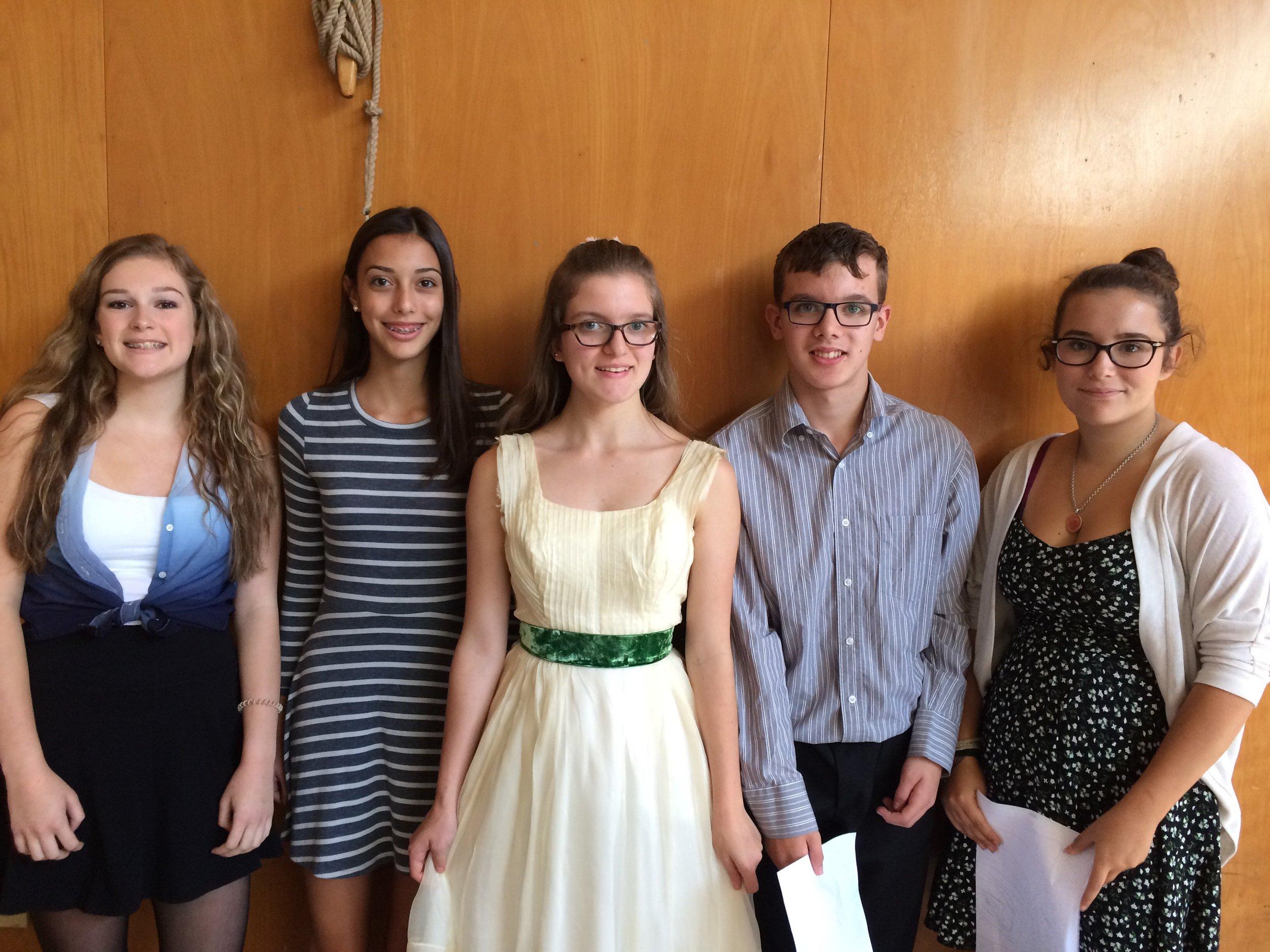 Sunday School Youth Teachers