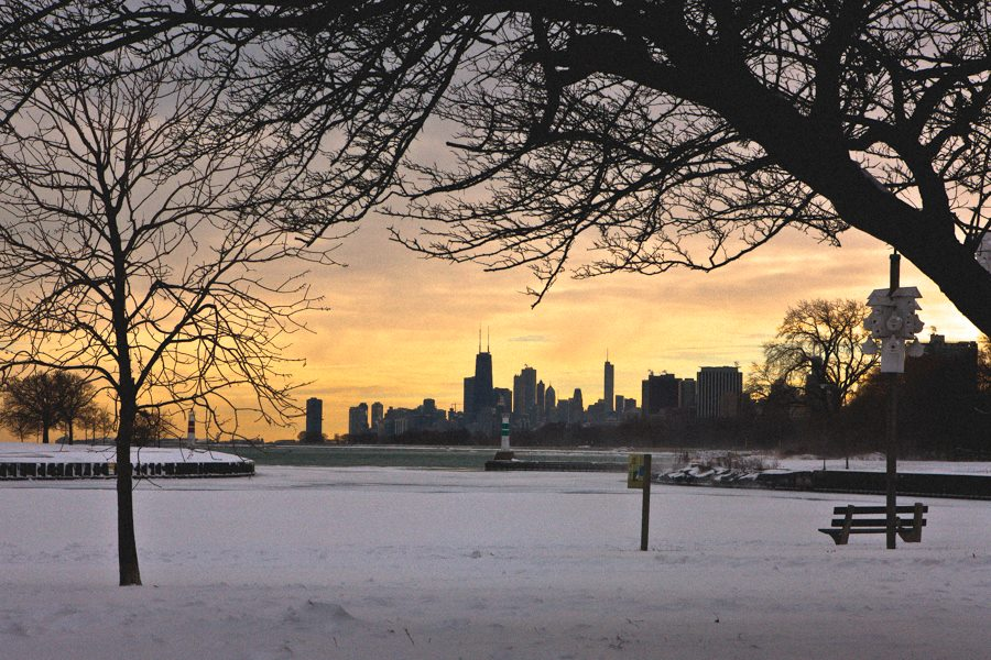 In 2010, we officially moved back to Chicago where we've lived ever since. Yes, it's much (much) colder than California and equally as crazy in its own way, but I still love it.