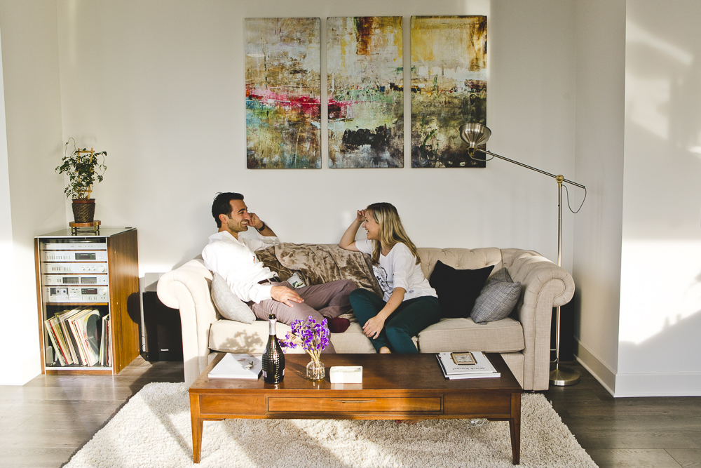 Chicago Engagement Photography Session_At Home_Apartment_downtown_JPP Studios_NL_03.JPG