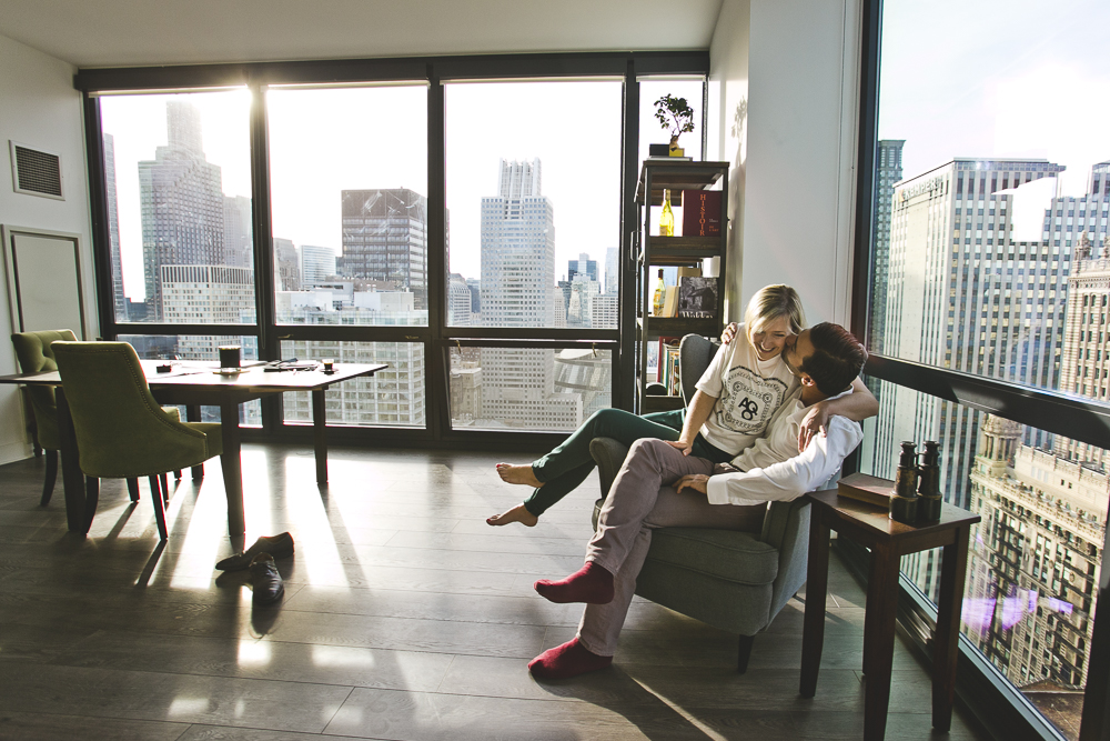 Chicago Engagement Photography Session_At Home_Apartment_downtown_JPP Studios_NL_07.JPG