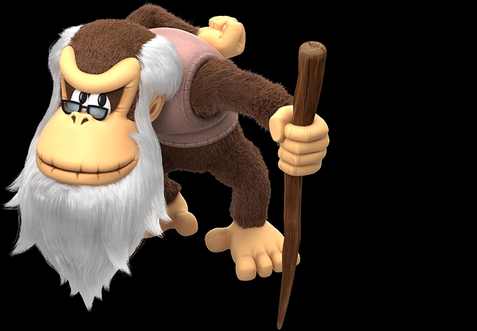 Someone needs to take this monkey's stick away