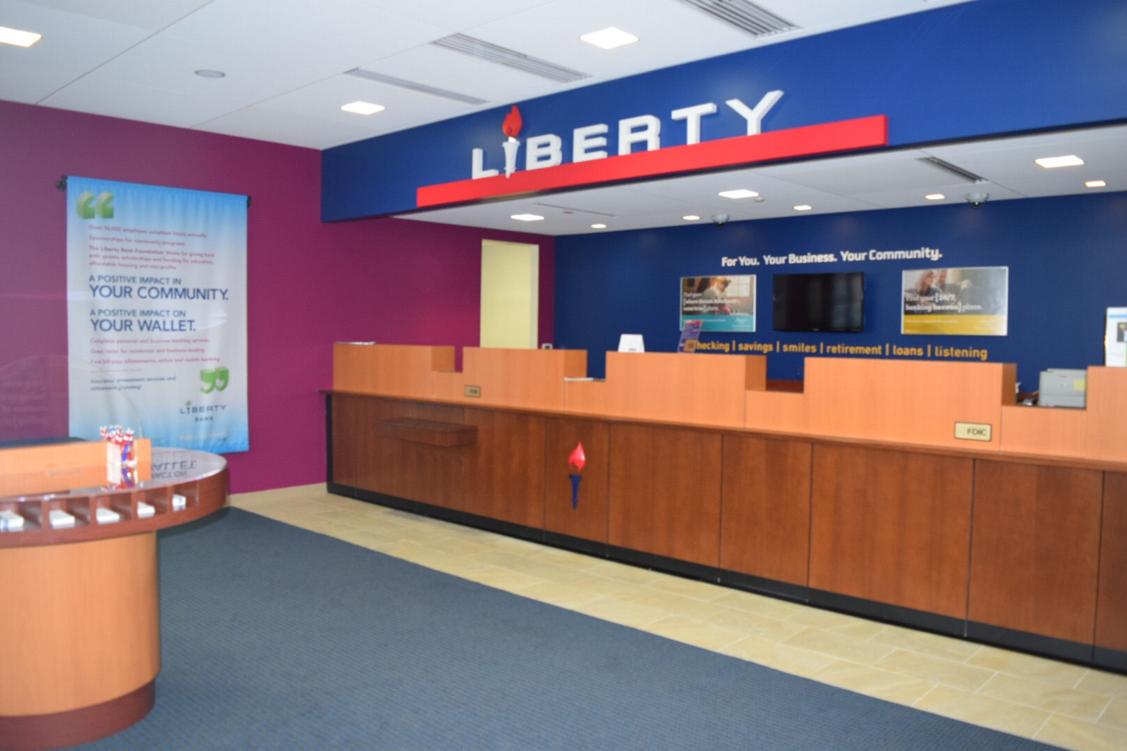 Liberty Bank New Haven