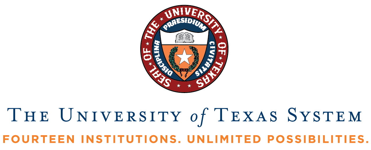 Seal of the university of Texas System