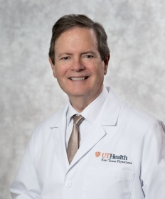 Paul McGaha, DO, Associate Professor and Chair, Department of Community Health,   UT Health Science Center at Tyler