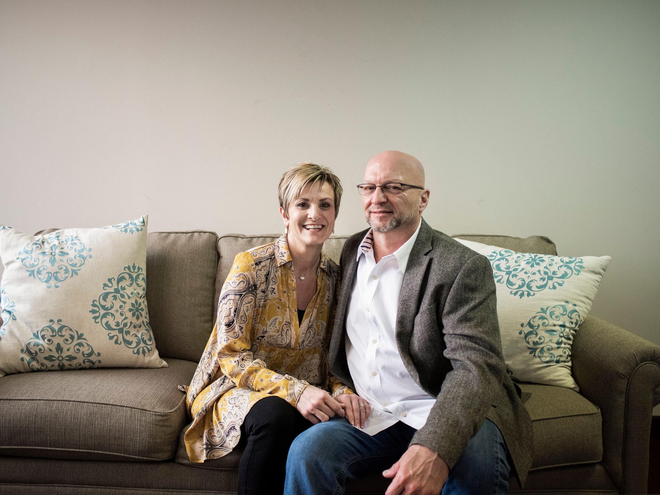 Gary & Teresa Hoosier