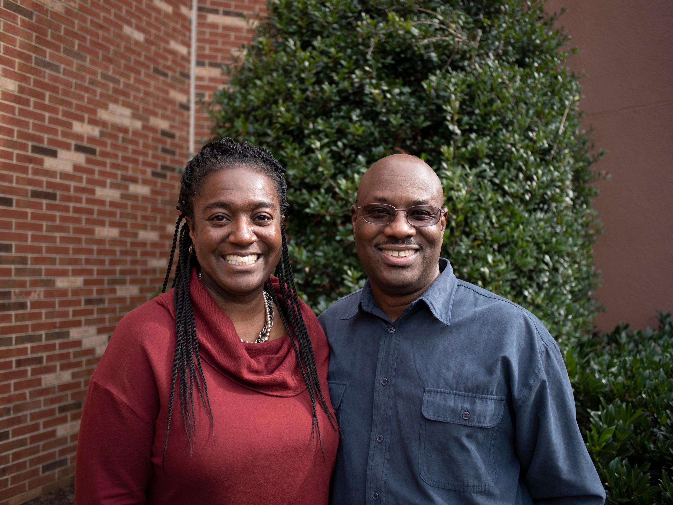 Dwight & Tamara Thompson