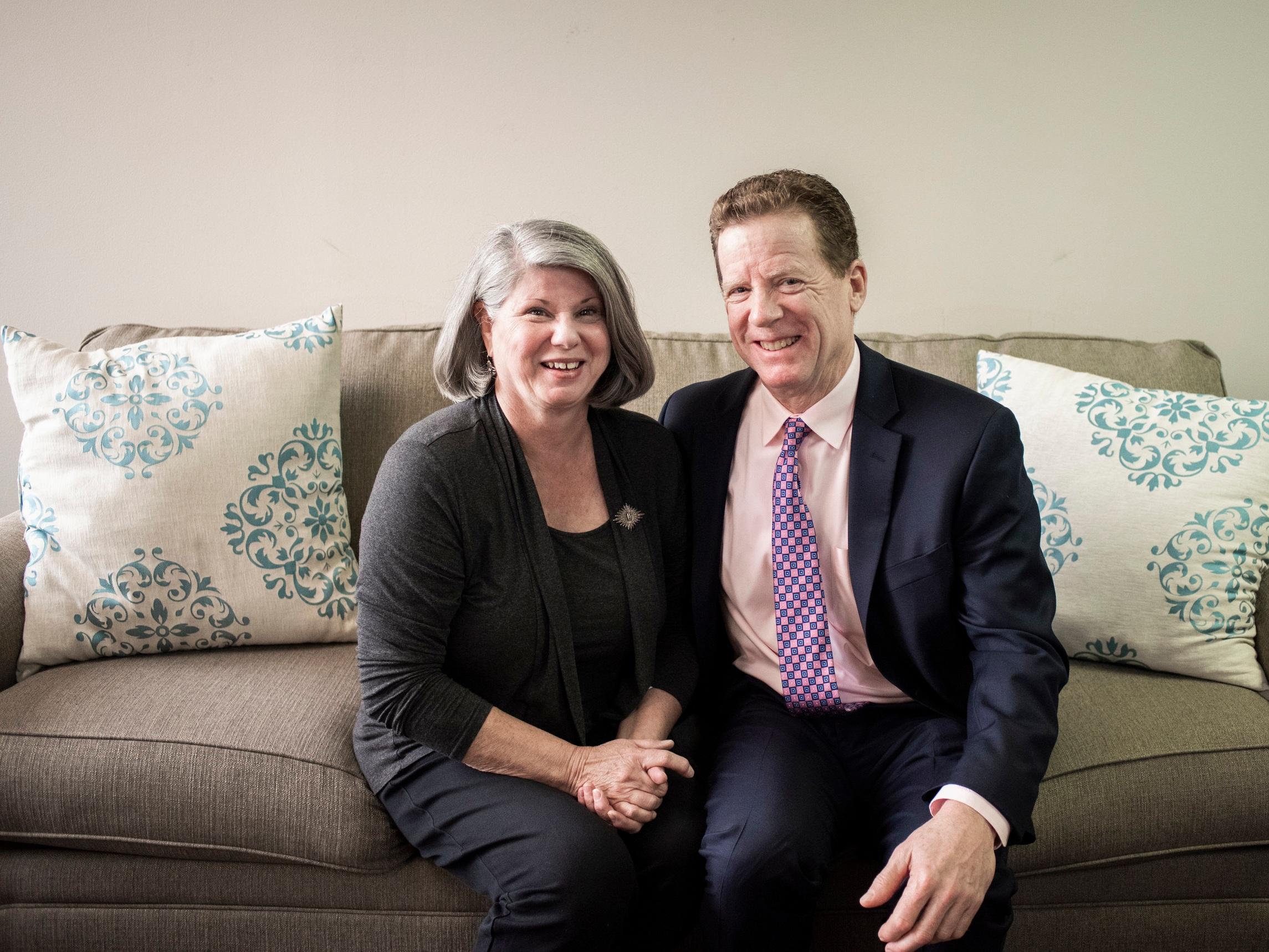 David & Donna Spencer