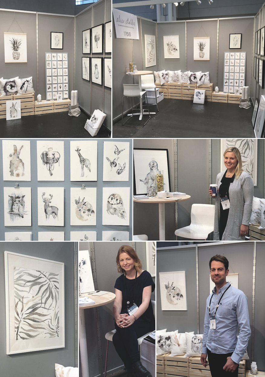 After four days the show was over and it was a great experience.Thank you to all the people that stopped by our booth, it was so nice talking to you all. We also want to give a warm welcome to all new retailers, we really looking forward to working with you!
