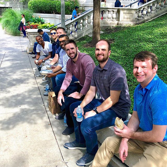 Shoutout to our new hires for completing their FP&A and Twelve Project Management Certification! Our Chicago office ran 2 productive days of training and managed to fit in some bowling and lunch in Millennium Park. Can't wait to see the amazing things this team will do on their first projects! 💯 . . . . . #anaplan #connectedplanning #chicago #chitown #consulting #consultantlife #startup #officegoals #teambonding #mpls #midwest #wework
