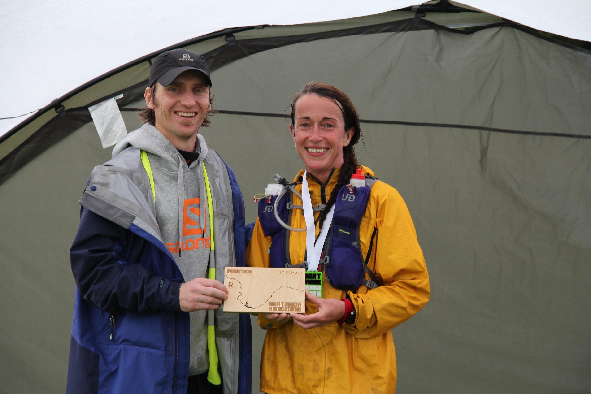Fun and challenge on Dartmoor