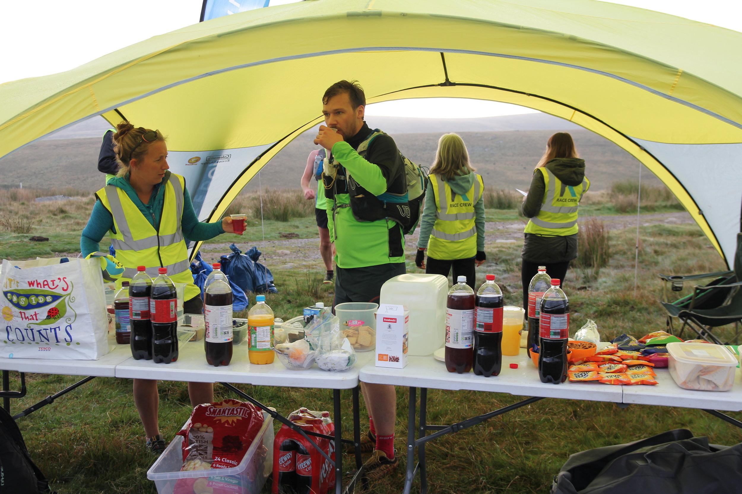 Dartmoor 50 checkpoint 1