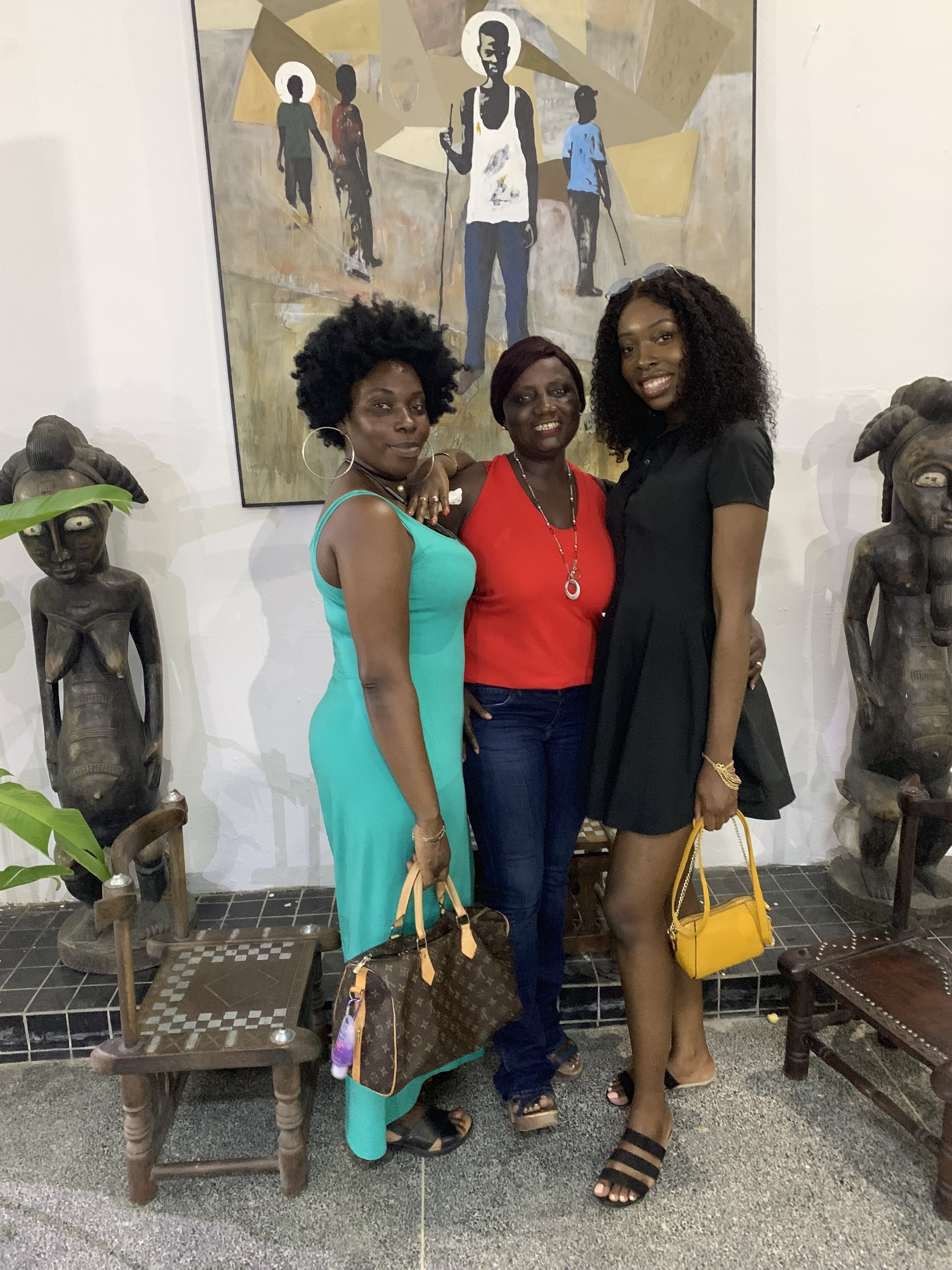 intalnire unica in Abidjan