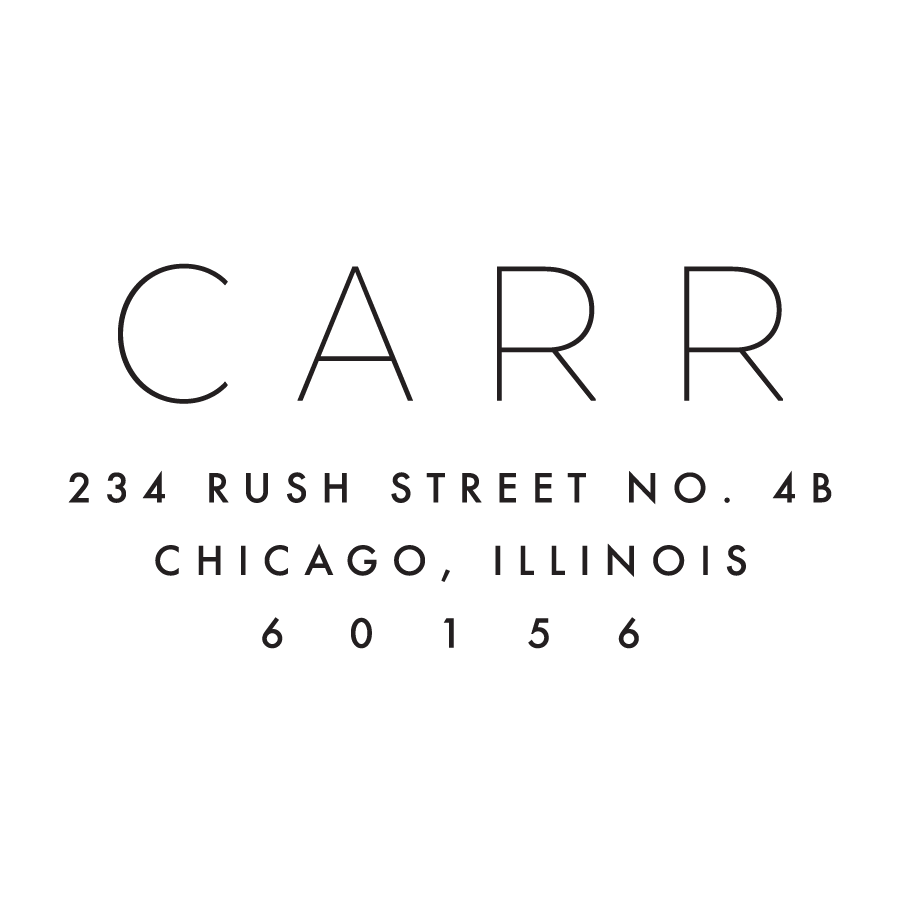 STAMP NAME: CARR