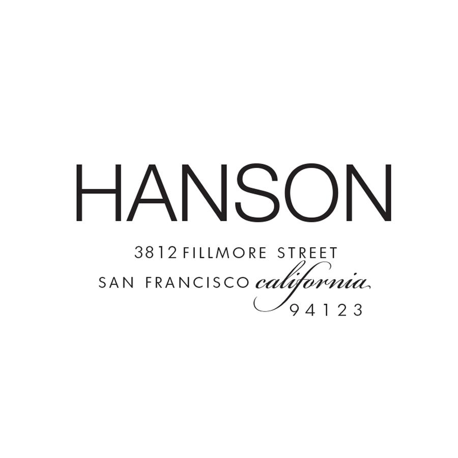 STAMP NAME: HANSON