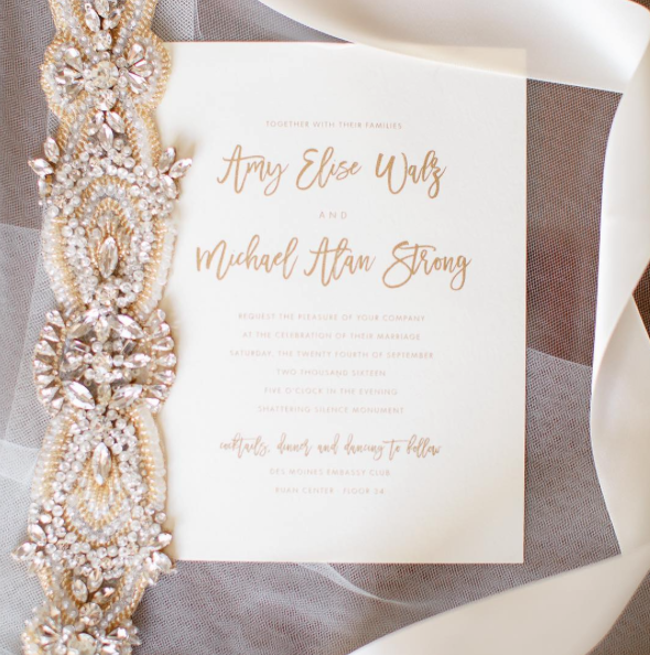 Design by Pink Print Company | Photo by Laura Wills Photography