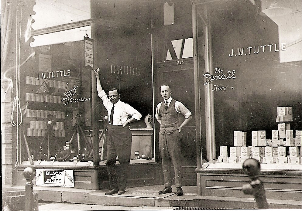 J. W. Tuttle and Harry H. Bachtell