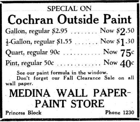 Medina Wall Paper-Paint Store adv 1936.jpg