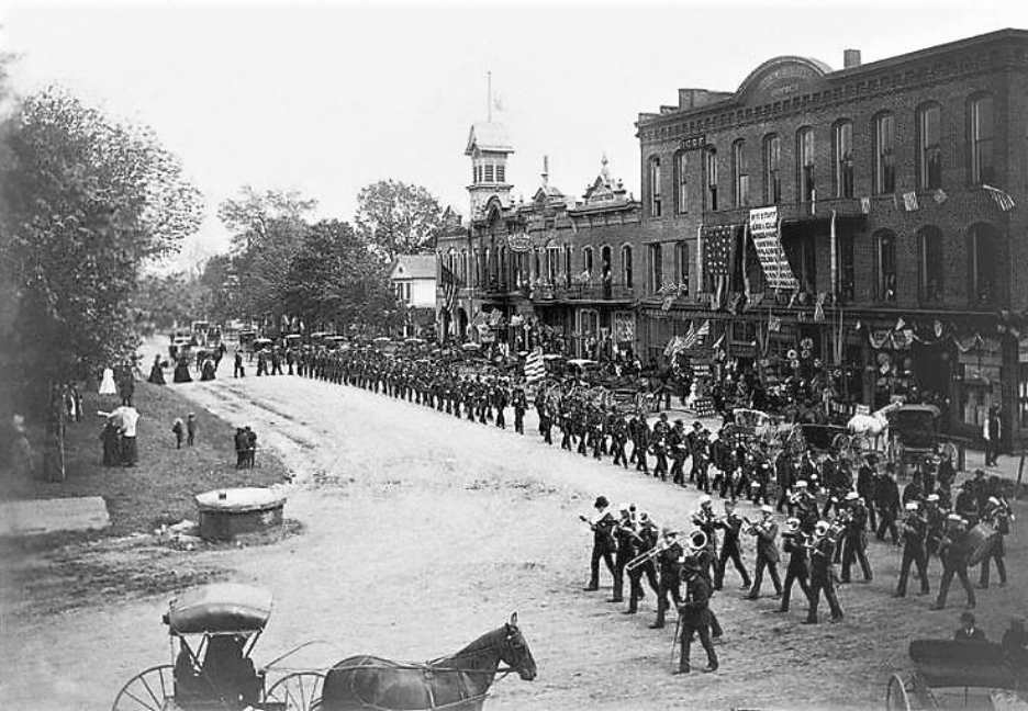Medina G.A.R. Band 1889.jpg