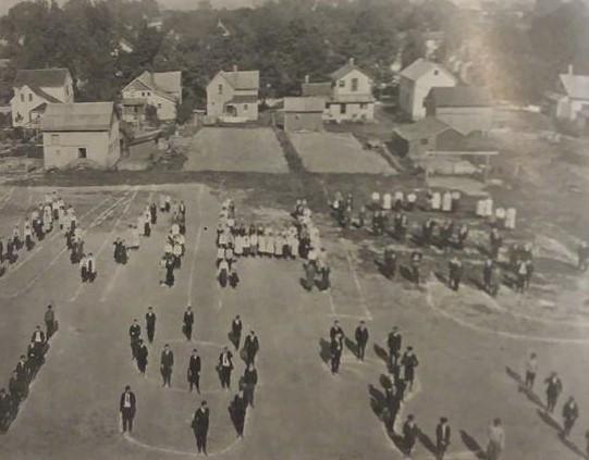 Licoln-Garfield Field 1921.jpg