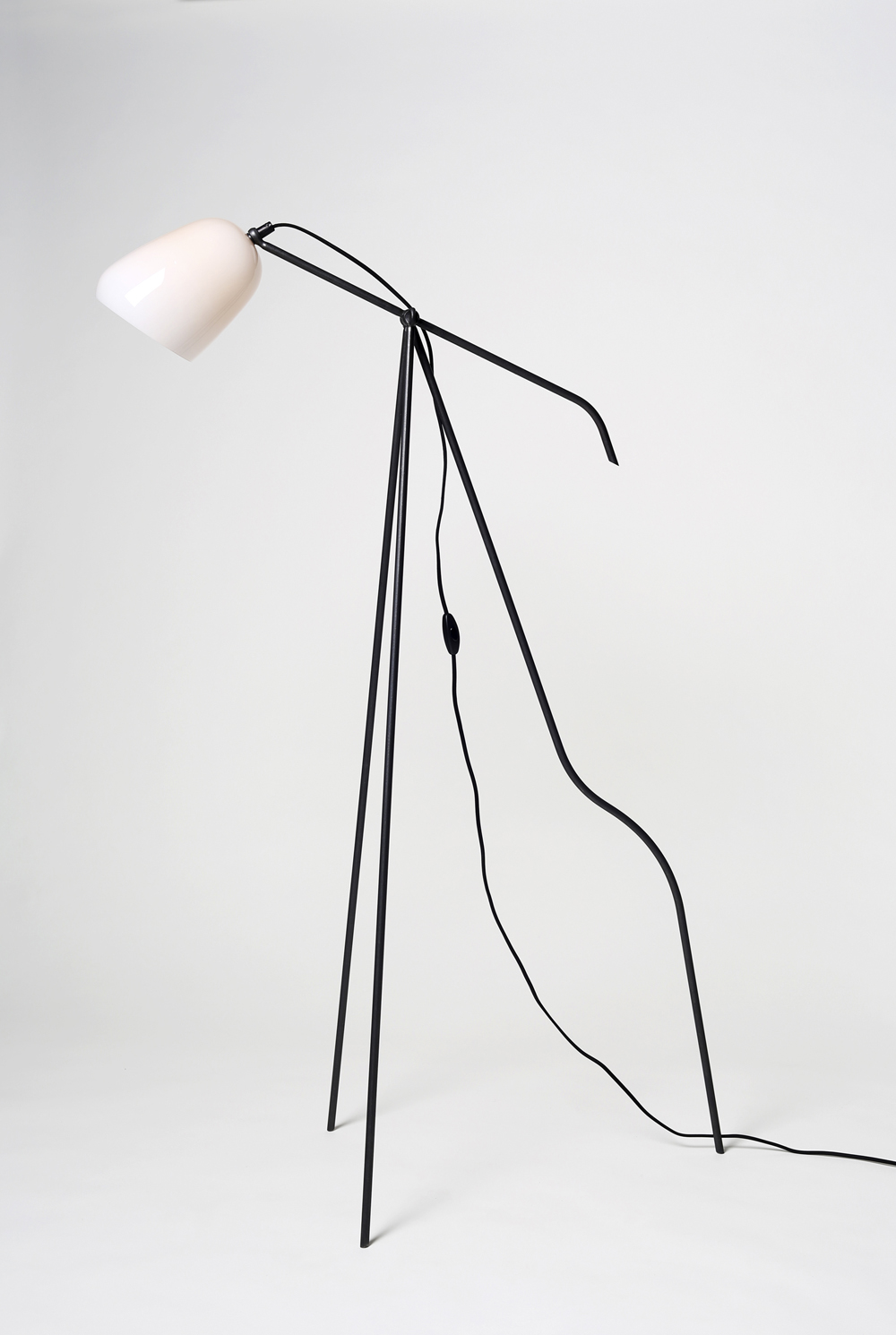 Oma floor lamp, 201  Prototype