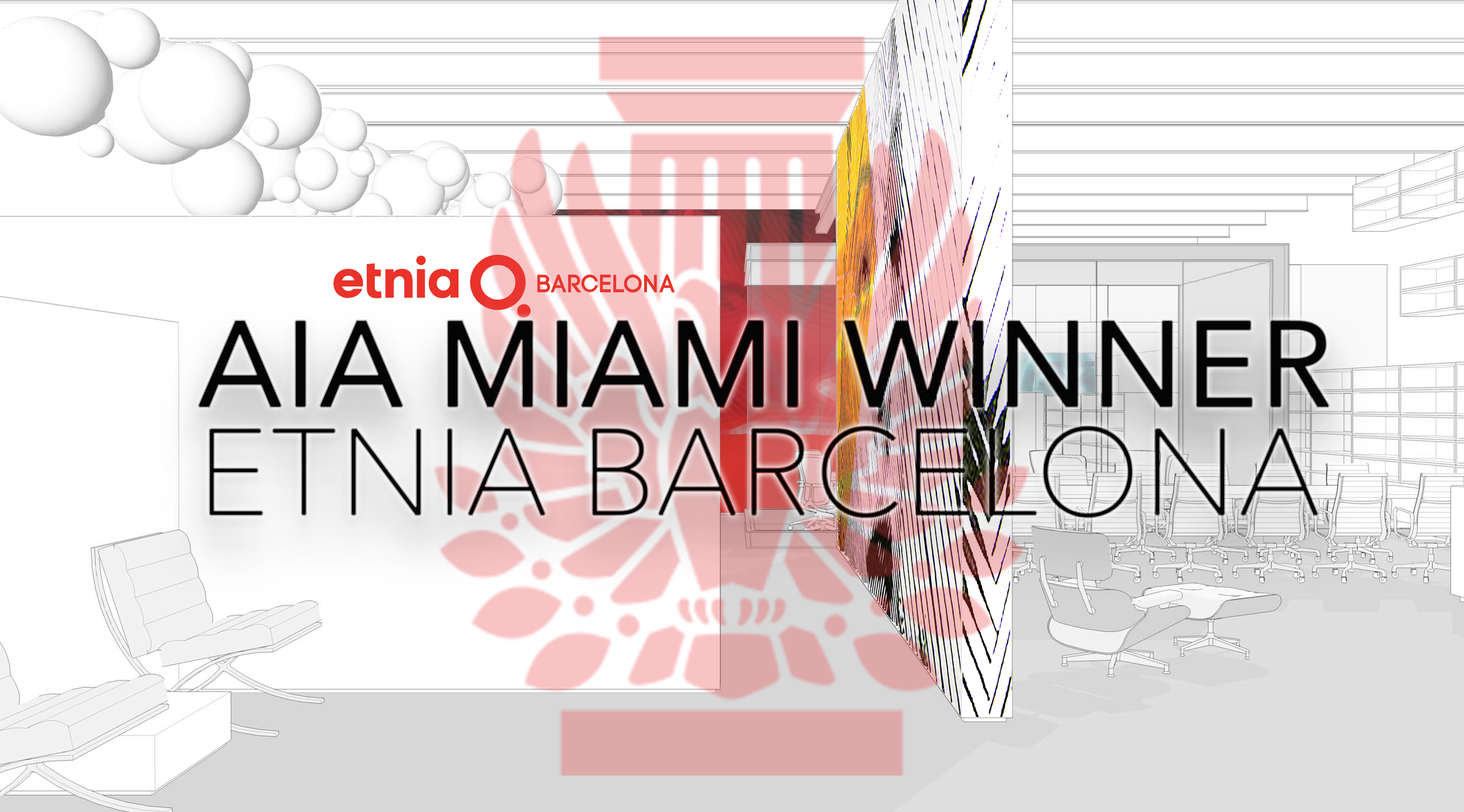 2016 AIA Miami Merit of Excellence - Etnia Barcelona Unbuilt Project