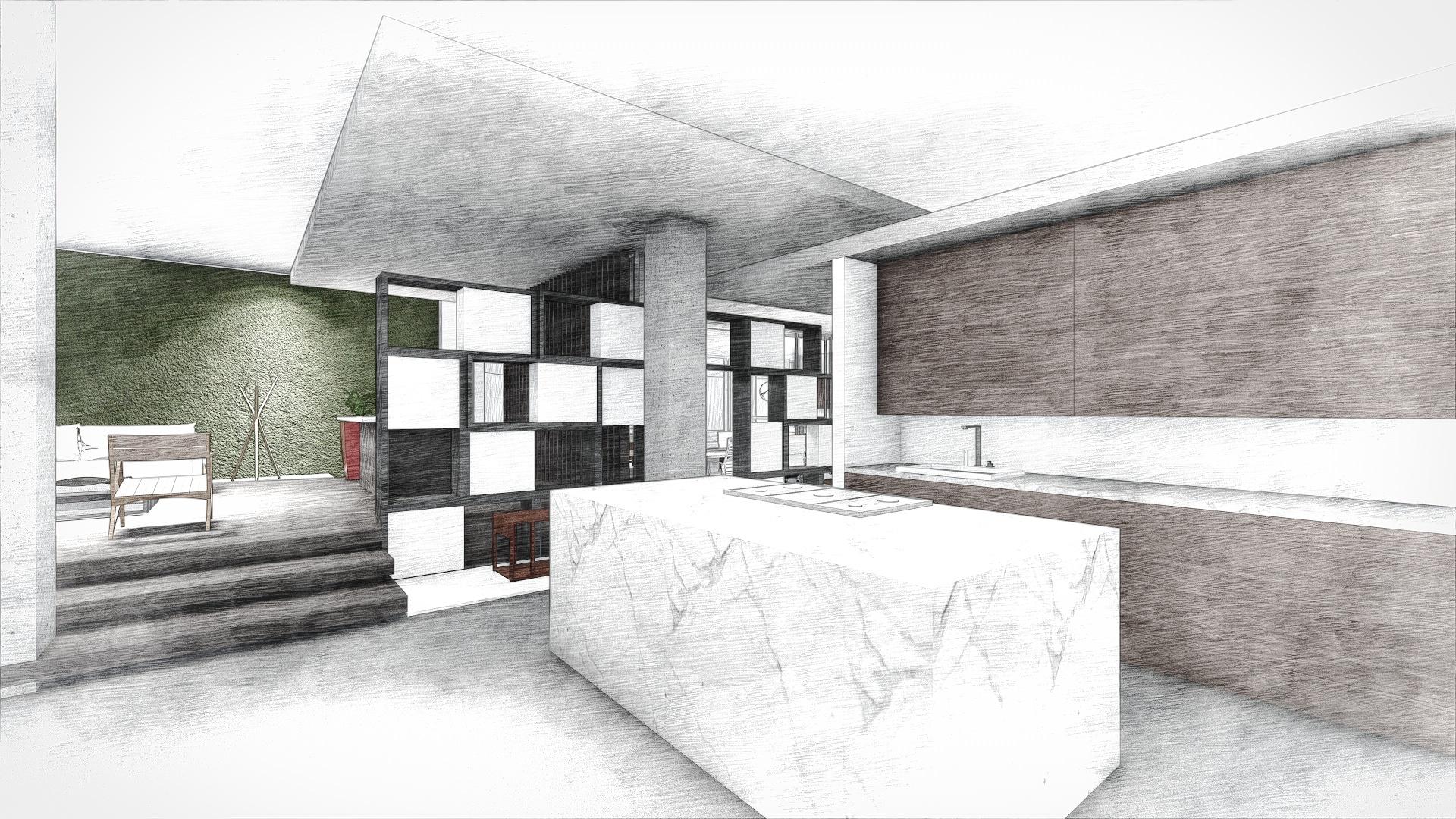 Design Center of the Americas Armazem Showroom