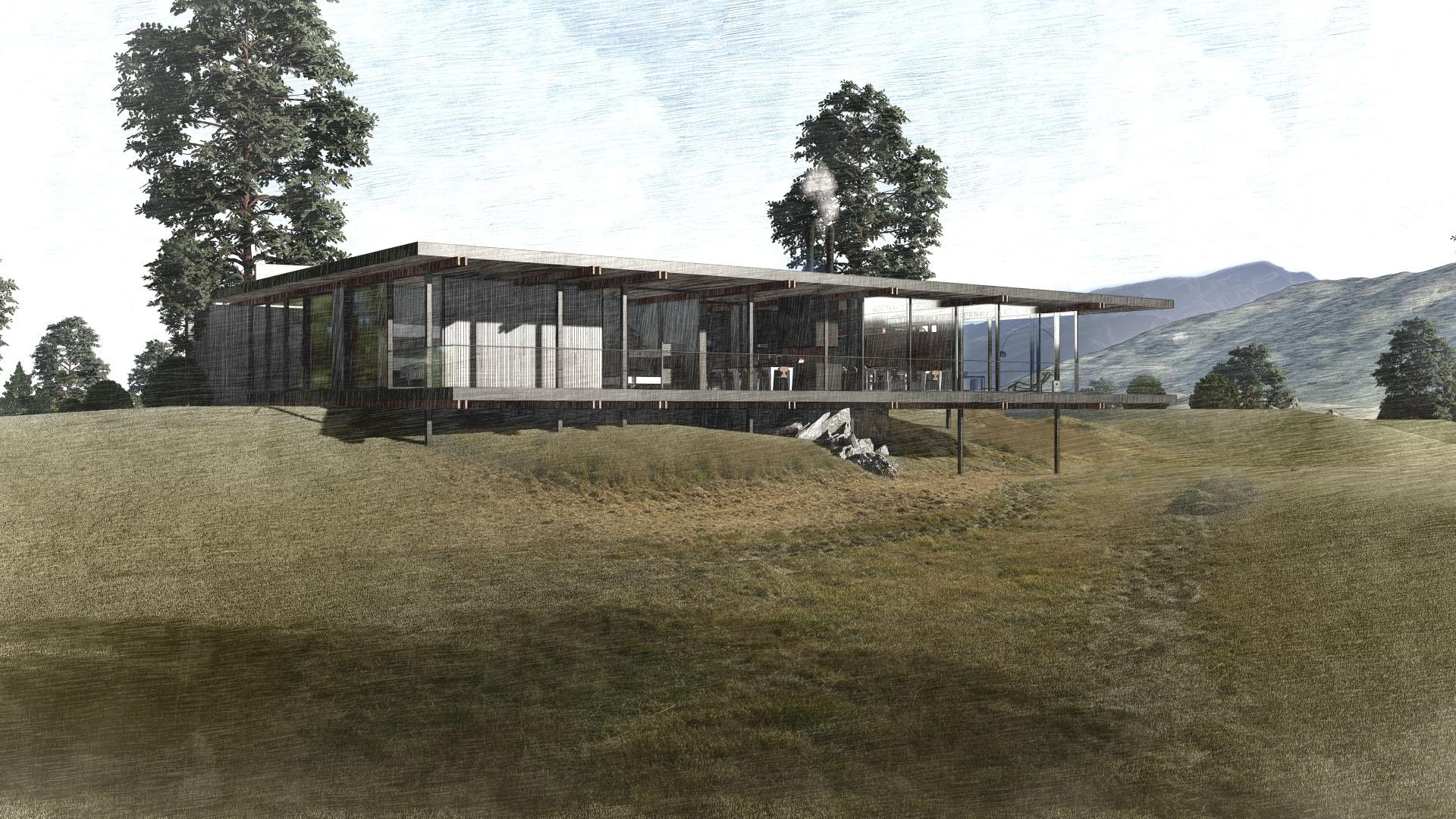 Unique New Zealand Home by KoDA Miami