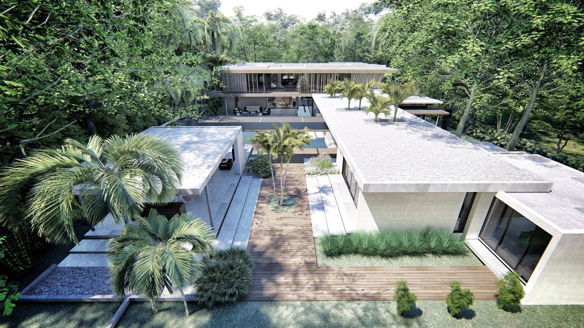 Kiora House Contemporary Coconut Grove Residence by KoDA
