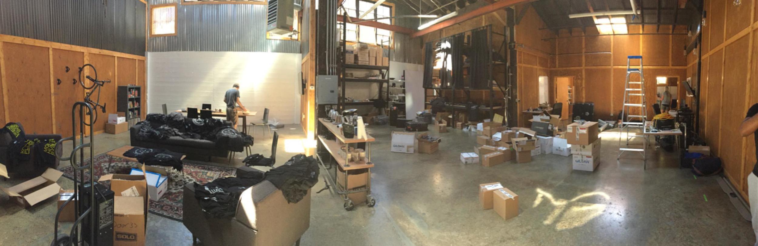 The Humble Beast Warehouse
