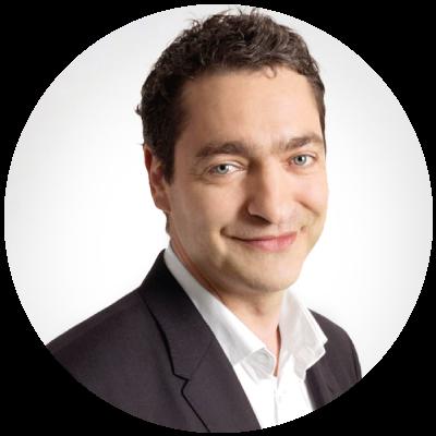 Laurent Levy, CEO