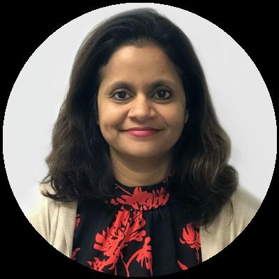 Padma Sundar, VP of Strategy and Market Access