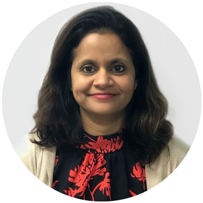 Padma Sundar, VP of Strategy and Market Access