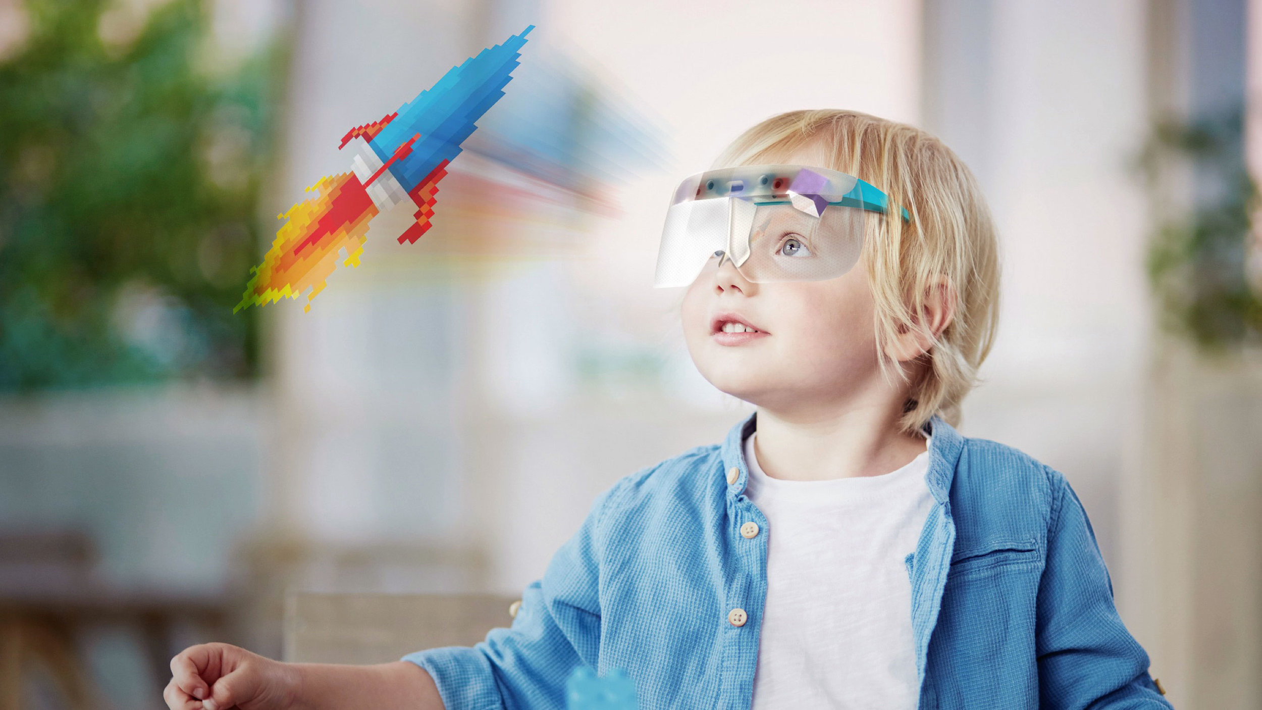 Ocutrx state-of-the-art for children with lazy eye