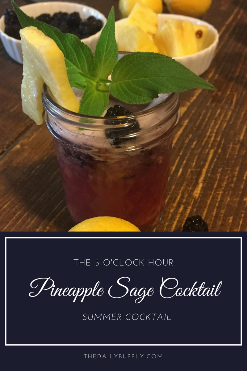 Pineapple_sage_cocktail_Summer_