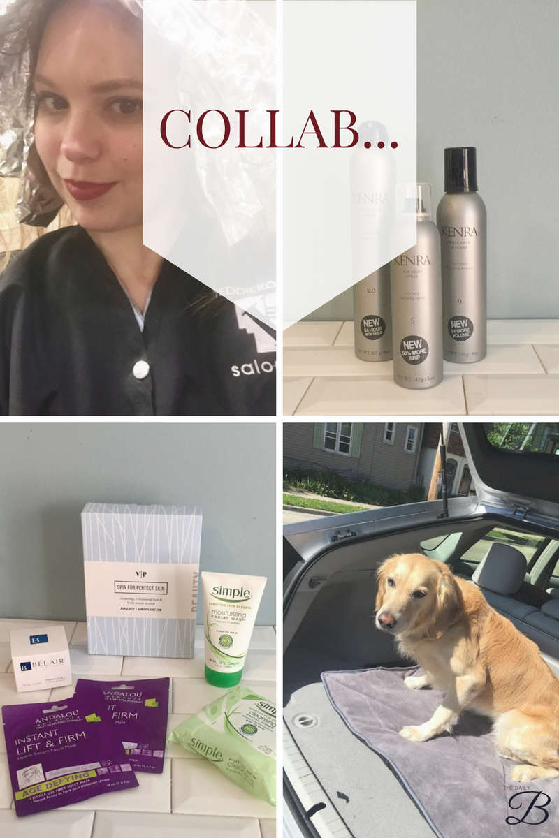 Even Midas gets in on the Fun with working awesome pet-centered brands like  KaiKrates  and  Pet Magasin . My Favorite Salon experience at  Teddie Kossof Salon , Favorite Beauty and Haircare products  Belair Skin Science, Vanity Planet ,  Kenra Professional